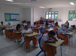 sekolah-madania-midterm-test-week-for-the-6th-graders